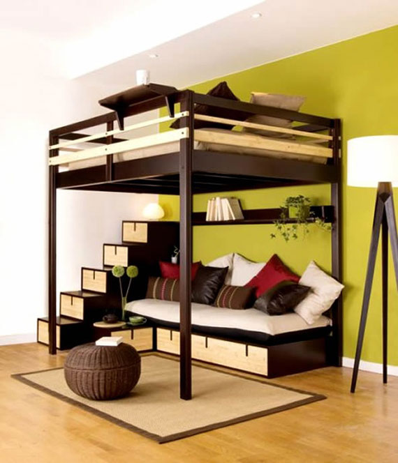 Bunk Beds Not Just For Kids